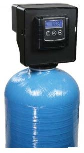 Fleck 5000 ProFlo Electronic Meter Based Water Softener Systems w/fine mesh resin