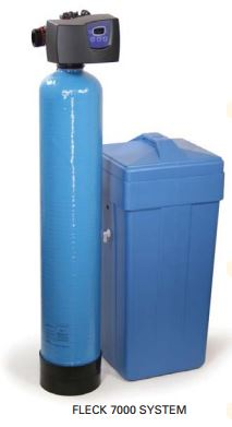 70/16TB-80-C1840-FR - Fleck 7000 Time Based Water Softener w/ Fine Mesh Resin